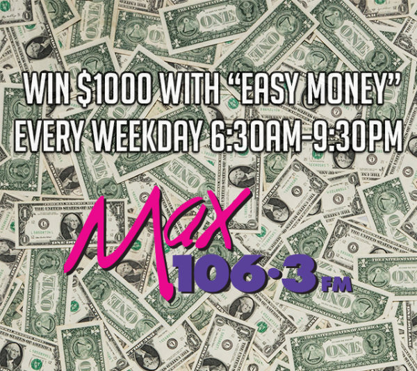 None -   Easy Money - Listen to Win $1,000 Every Hour