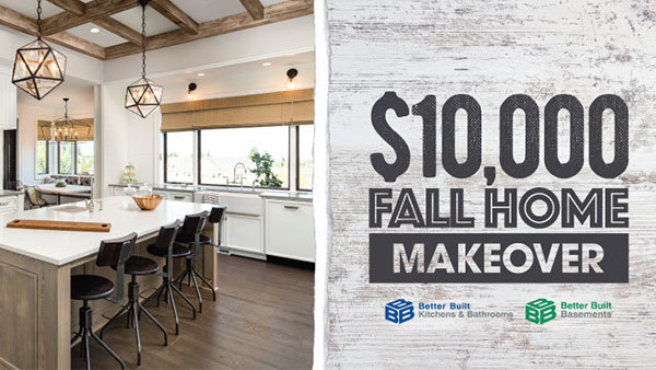 None - $10,000 Fall Home Makeover