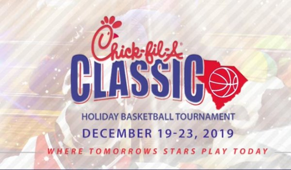 None - Chick-Fil-A Classic Basketball Tournament Giveaway