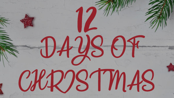 None - 12 Days Of Christmas