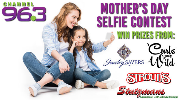 None - Mother's Day Selfie Contest!