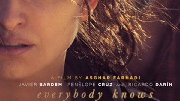 None - Win a 4-pack of tickets to see EVERYBODY KNOWS!