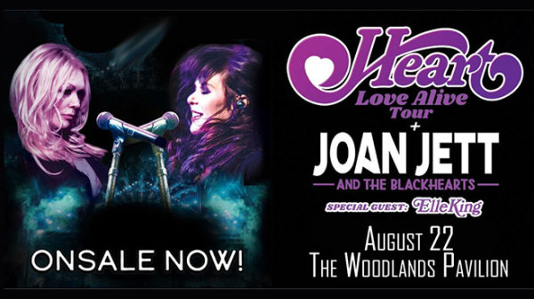 None - See Heart, Joan Jett and Elle King!