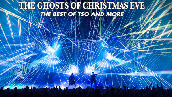 None -  See the Trans-Siberian Orchestra's Christmas show!