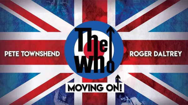 None - The Who hits Houston Sept. 25