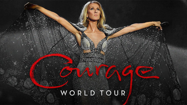 None -  Fear not! You could win Celine Dion tickets.