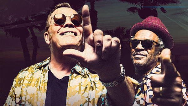 None - See UB40's founders live!