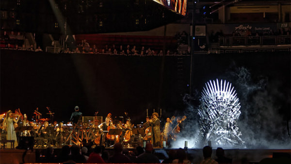 None - Game of Thrones music LIVE!