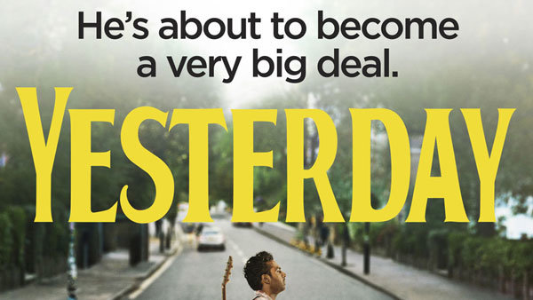 None - Win a pair of Reserved Seats to our screening of YESTERDAY!