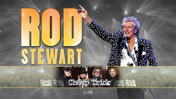 None - See Sir Rod with Cheap Trick in The Woodlands
