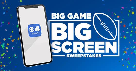 KMOV Big Game, Big Screen Sweepstakes