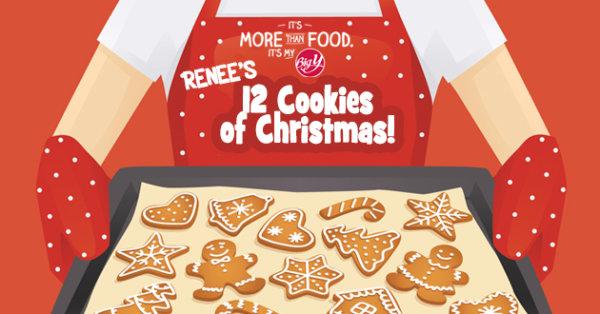 None - Renee's 12 Cookies of Christmas