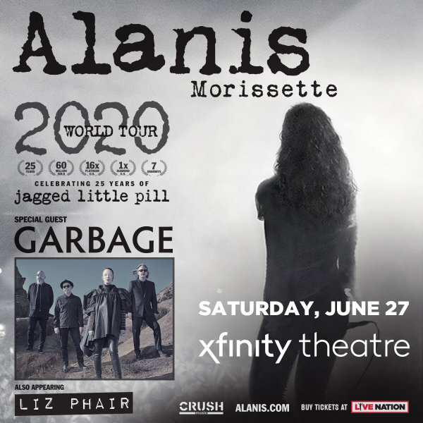 None - Alanis Morissette with Garbage and Liz Phair
