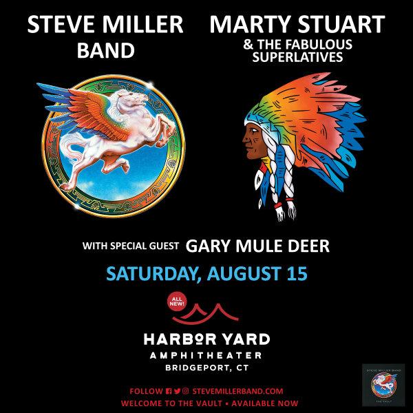 image for Steve Miller Band at Harbor Yard