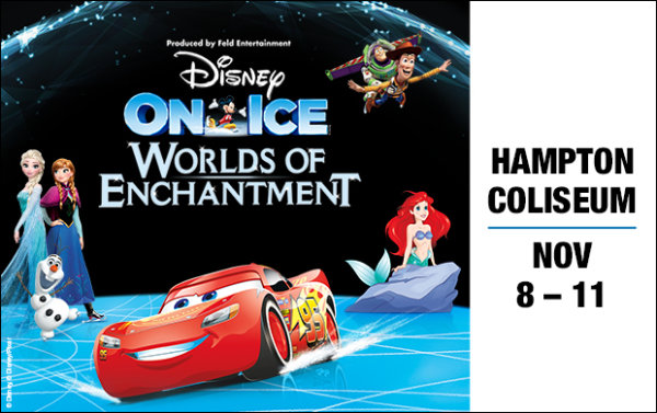 None -  Win 4 Front Row Tickets to Disney On Ice!