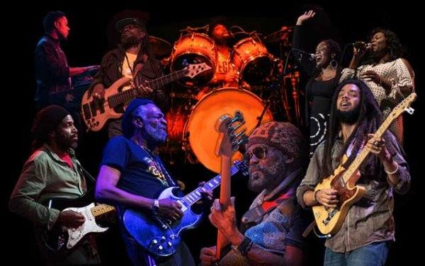 None - Win tickets to see The Wailers at The Peel!
