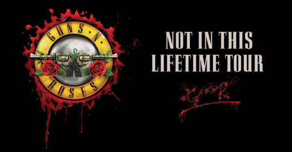 None -  Cheerwine Summer Ticket Window: Guns N' Roses in Charlotte