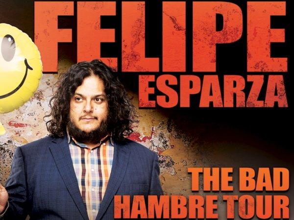 None - Win Tickets to Felipe Esparza!