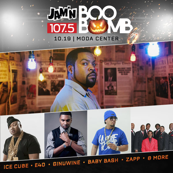 None - Enter to Win Tickets to Boo Bomb 6 in Portland!