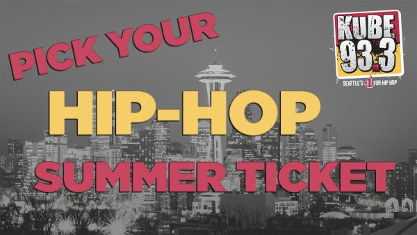 None - Pick Your Hip-Hop Summer Ticket from KUBE 93.3!
