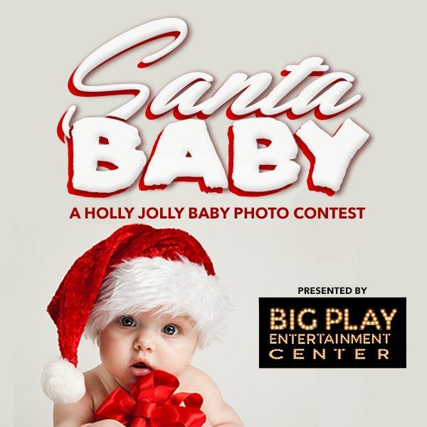 None - Santa Baby Photo Contest 2018