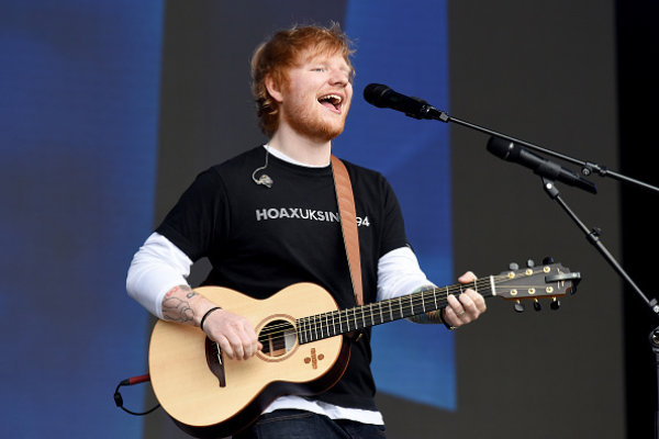 None -  Last Chance to win Ed Sheeran tickets for 10/31 show in New Orleans!