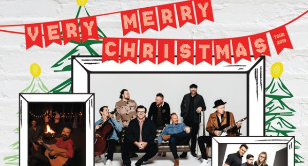 NewSong's Very Merry Christmas Tour with Mac Powell and The Family Reunion and Citizen Way!