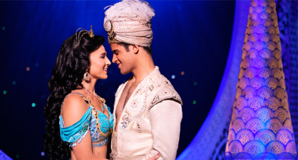 None - Win VIP Tickets to Disney's Aladdin for Kids Night on Broadway!