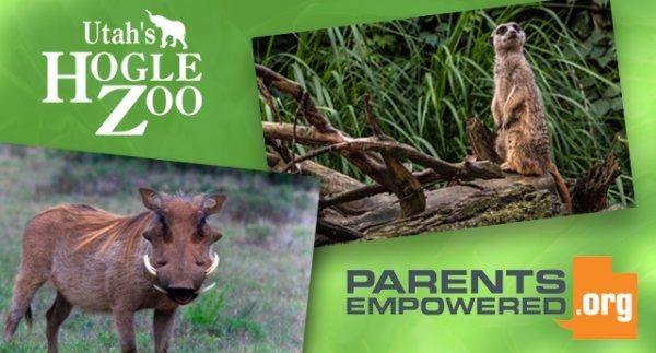 None - Win A Family Membership to Utah's Hogle Zoo!