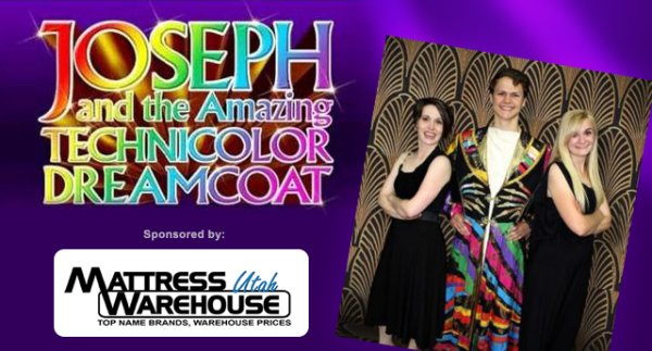None - Win Tickets to see Joseph and the Amazing Technicolor Dreamcoat!