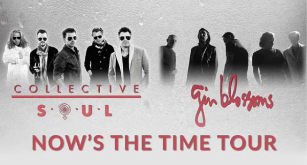 None - Win Tickets to See Collective Soul and Gin Blossoms!