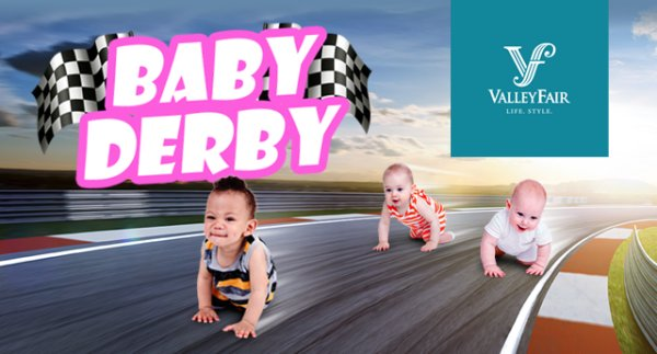 None - Join My 99.5 For Our Baby Derby!