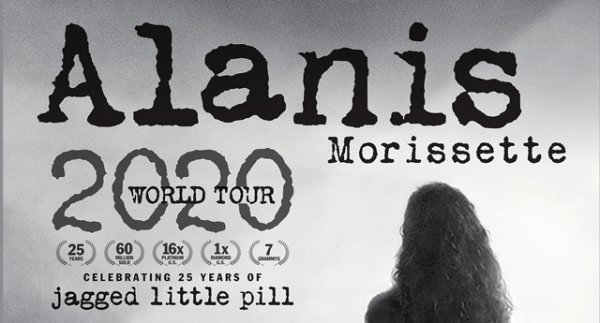None - Win Tickets to See Alanis Morissette!