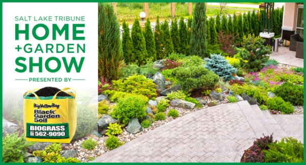 image for Win Tickets to the Salt Lake Tribune Home + Garden Show and a $1,500 Landscaping Certificate!