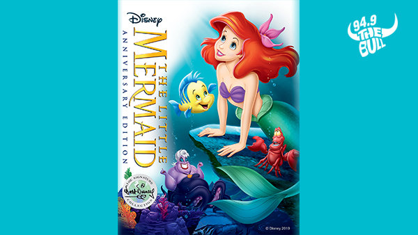 None -     Enter to Win An Anniversary Edition of Disney's The Little Mermaid DVD!