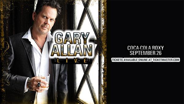 None -   Win Tickets To Gary Allan!