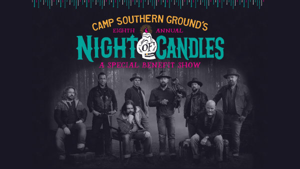 None - Win tickets to Camp Southern Ground's Eight Annual Night of Candles