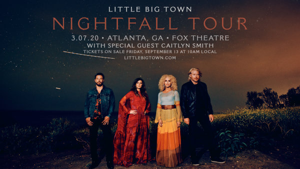 None - Win tickets to see Little Big Town!