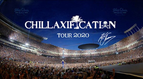 None - Win Tickets to see Kenny Chesney on his CHILLAXIFICATION tour!