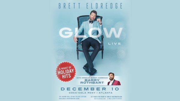 None - Win Tickets to see Brett Eldredge!