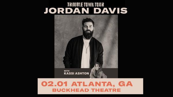 None - Win Tickets to see Jordan Davis!