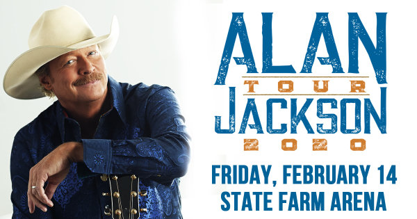 None - Win Tickets to see Alan Jackson!
