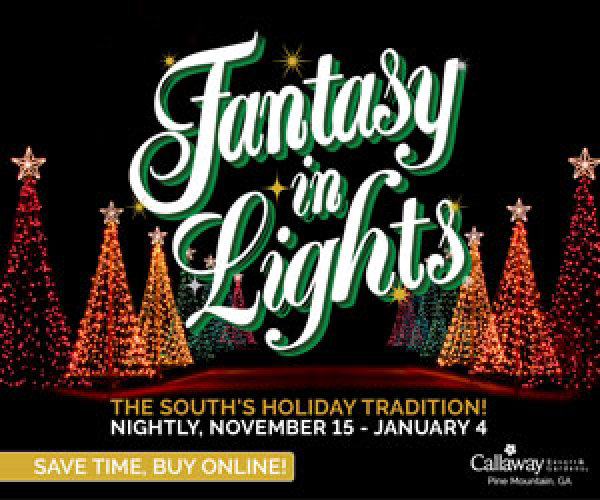 None - Win tickets to Fantasy in Lights!