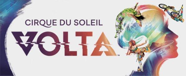 None - Win Tickets to CIRQUE DU SOLEIL: VOLTA!