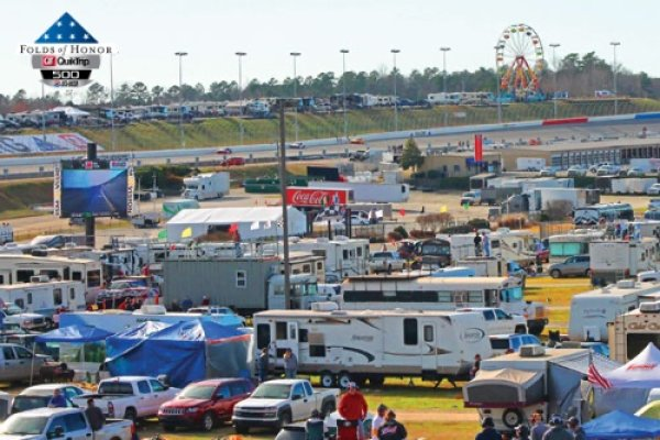 image for Win the Ultimate Race Weekend!