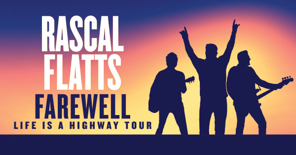 image for Win tickets to Rascal Flatts!