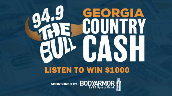 94.9 The Bull - Atlanta's #1 For New Country!