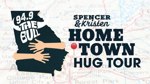 None - Spencer & Kristen's Hometown Hug Tour