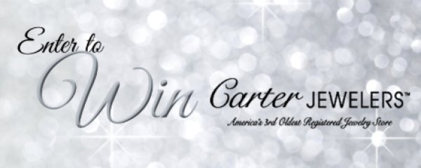 None - Win a $500 Gift Certificate from Carter Jewelers