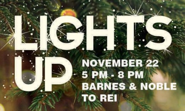 None - Ride The Sleigh With Santa At Lights Up
